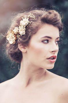Aliena Bridal Hair comb #GD1045
