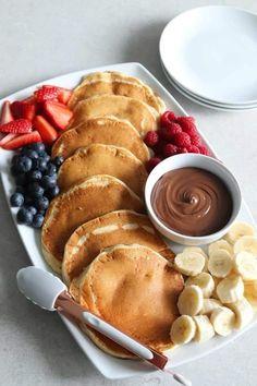 Breakfast Platter, Jar Breakfast, Romantic Breakfast, Breakfast Ideas, Brunch Ideas, Valentines Breakfast, Birthday Breakfast, Breakfast Pancakes, Breakfast Healthy
