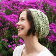 sallop lace hat pattern
