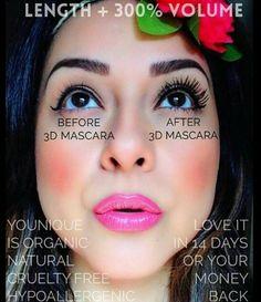 3D Lash Mascara !! Click the pic to get your ooh-la-la lashes!
