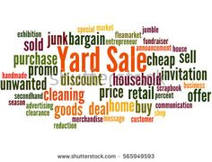 Yard Sales in the Hunterdon, Somerset and Warren County area – for this Weekend of April 1st http://jpeters.com/?p=16428