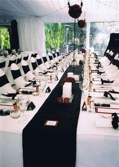 #Professionalimage #EventPhotography ~ Black  Red Wedding Decor