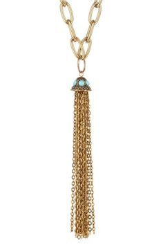 Cam & Zooey  Tassel Necklace