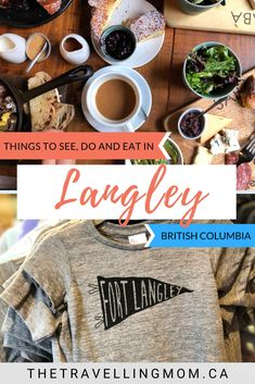 With authentic farm experiences, delicious food and great shopping, here's how to plan and enjoy the perfect day trip to Langley British Columbia. Travel With Kids, Family Travel, Canada Travel, Columbia Travel, Langley British Columbia, Vancouver Travel, Fraser River, Canada Destinations, Visit Canada