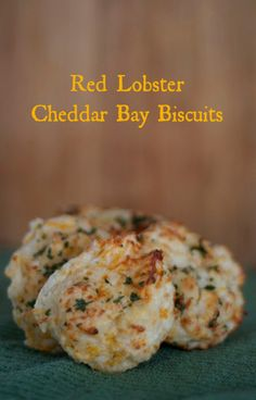 Red Lobster Cheddar Bay Biscuits  - a copycat recipe - biscuits filled with cheddar cheese, a touch of Cajun spice and ready in just 20 minu...