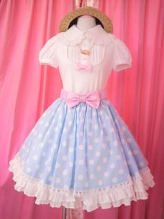 Super cutesy sweet lolita