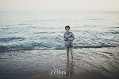 Sesión de fotos familiar en la playa en barcelona (7)