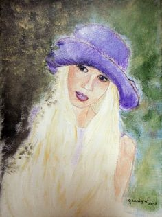 Art for Sale Wien Storyboard, Art For Sale, Painting & Drawing, Famous People, Lilac, Icons, Hat, Canvas, Drawings