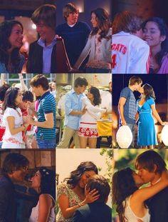 High School Musical 1, 2, 3 | Troy & Gabriella. Day16 favorite disney couple