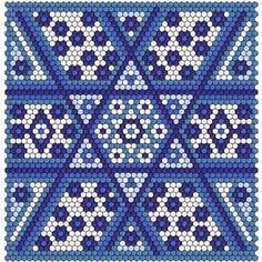 Hexagon Quilt 1