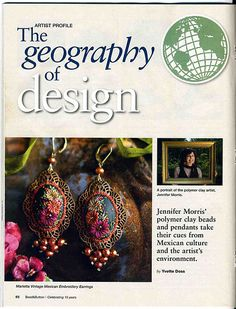b& b magazine did a really beautiful feature on my clay work for their fall issue. blogged