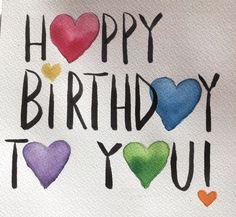 Happy birthday, diy, birthday party congratulations, invitation – Eventplanung – Invitation Ideas for 2020 Handmade Birthday Cards, Diy Birthday, Diy Invitations, Birthday Invitations, Happy Birthday Ecard, Birthday Congratulations, Happy Birthday Diy Card, Cumpleaños Diy, Birthday Card Drawing
