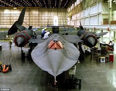 To withstand high temperatures during sustained Mach 3 flight, the Blackbird required an a...