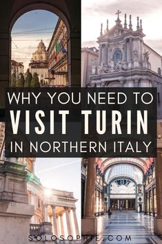 Here& why you need to visit Turin in Northern Italy: reasons to go to the Piedmontese capital city (chocolate, Italian food, fiat production, churches, and more! Italy Vacation, Vacation Trips, Italy Travel, Vacation Places, Europe Travel Guide, Travel Destinations, Travel Info, Travel Tips, Best Places To Travel