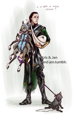 http://fc04.deviantart.net/fs70/f/2012/196/1/9/199a5cd82c56bf8e53f852e734a39202-d57bvee.jpg  Loki's children