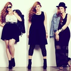 This is how a models should look!  Thick is the new thin girls(; glad I got my curves (: