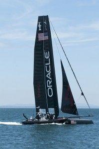 "Team Oracle USA uses MBI member Nadler Modular Structures for Bermuda Base"""
