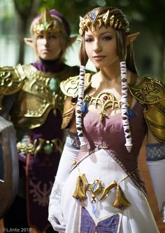 Fanime 2011 - Zelda Twilight Princess