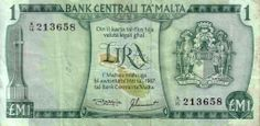MALTA  remember using this money for 5 years!