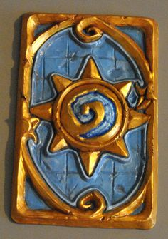 Hearthstone Classic Card Back by gummiberri.deviantart.com on @DeviantArt
