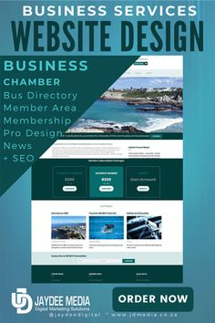 Professional Business Website Design - Directory + SEO Package Seo Software, Seo Packages, Website Services, Youtube Movies, Website Layout, Building A Website, Business Website, Business Design, Web Development