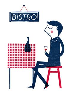 blancucha - Parisian series for Chez Moi by Blanca Gomez