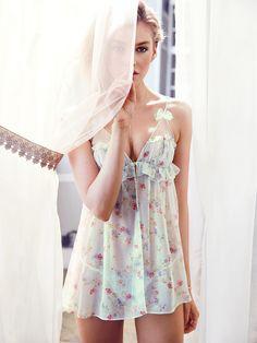 Fits like a dream, feels like a dream… | Victoria's Secret Flyaway Babydoll