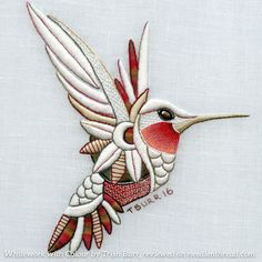 Machine Embroidery Projects Trish Burr Embroidery Shop - Find more information Embroidery Shop, Hand Embroidery Patterns, Embroidery Stitches, Machine Embroidery, White Embroidery, Book Crafts, Coloring Books, Needlework, Ideias Fashion