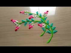 How to make rangoli designs /easy and simple beautiful flowers rangoli designs by jyoti Rathod - YouTube
