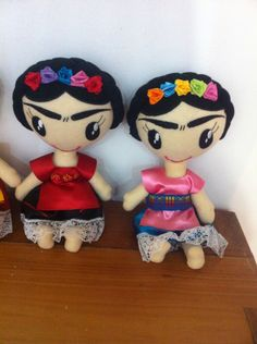 Www.chicolate.no -handmade dolls from Mexico