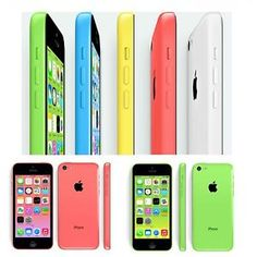 Apple iPhone 5C Sprint 8GB 16GB 32GB White Blue Green Pink Yellow 50% OFF Sale! Description from ca.picclick.com. I searched for this on bing.com/images