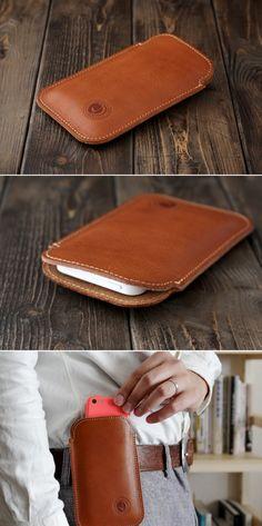 leather smartphone case | Duram Factory
