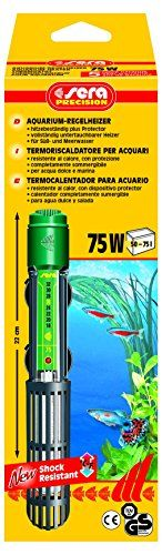 08715 Features: -Sera aquarium heaters are very short and are easy to install in small aquariums. -The function control (on/off) is achieved by means of a small lamp. Product Type: -See Description/Aq...