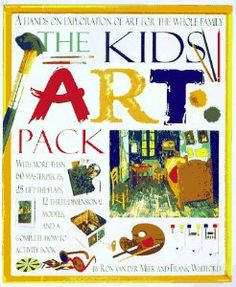 Kids' Art Pack by Ron Van Der Meer. $0.01. Publication: November 1, 1997. Publisher: DK CHILDREN (November 1, 1997). 12 pages