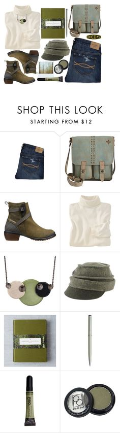 """So Fresh and So Keen: Contest Entry"" by juliehalloran ❤ liked on Polyvore featuring Abercrombie & Fitch, Patricia Nash, Keen Footwear, Woolrich, Alexis Bittar, Yesey, Vuarnet, Paula Dorf and keen"