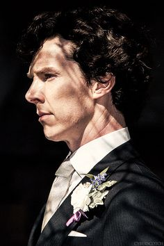 ben as sherlock