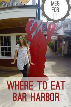 Where to eat in Bar Harbor Maine