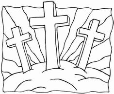 christian easter coloring pages religious easter coloring sheets christian easter coloring pages. Cross Coloring Page, Jesus Coloring Pages, Cool Coloring Pages, Animal Coloring Pages, Coloring Books, Easter Coloring Pages Printable, Easter Coloring Sheets, Easter Colouring, Easter Coloring Pictures