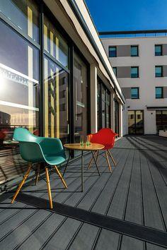 Wpc Decking, Smart Design, Granite, Restaurants, Hotels, Colours, Contemporary, Chair, Furniture