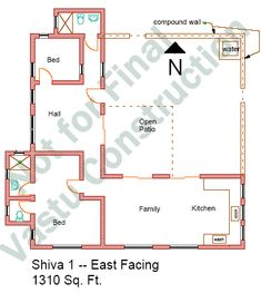 indian house plans with vastu - google search | house plans