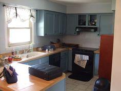 Tri level remodel on pinterest split level home split for Tri level kitchen remodel