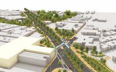 Propuesta Ampliación Avenida Primero de Mayo - Bogotá