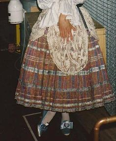 Operafantomet: phantoming, Serafimo skirts. Cause I love the variety in...