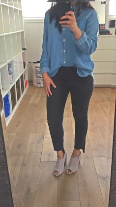 Casual with jeans ootd