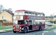 abandoned dennis loline buses - Google Search                              …