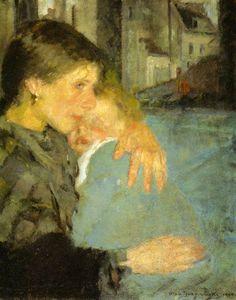 Olga Boznanska   Impressionist painter   Tutt'Art@   Pittura * Scultura * Poesia * Musica  