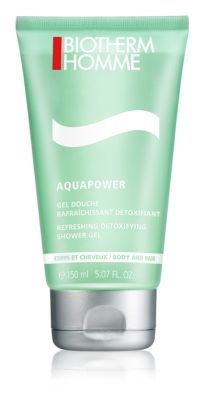 Biotherm Aquapower Shower Gel comes from the Biotherm Homme series of care products and is offered in a light green, free-standing 150 ml tube. It has the demeanour of refreshing and detoxifying showe Biotherm Homme Aquapower, Cosmetic Companies, Body Cleanse, Personal Hygiene, Shower Gel, Face Wash, Cleanser, Body Care, Beauty