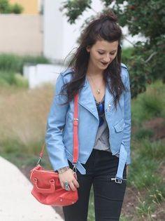 Que pensez-vous du nouveau petit #sac #rouge #babou à 20€ de Mathilde Champion LT ?