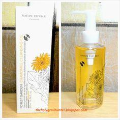 Korean skincare: Nature Republic Forest Garden Chamomile Cleansing Oil