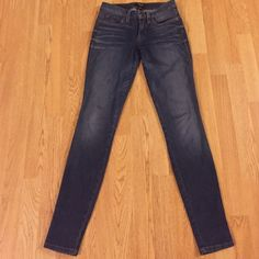 Bebe Jeans Used but still in good condition! Light wash! bebe Jeans Skinny